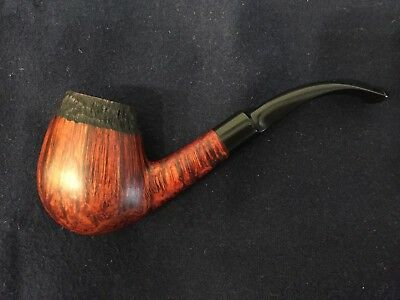 "highly collectible W.O. Larsen ""Rustica"" Estate Pfeife - pipe - pipa"