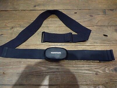 TomTom Bluetooth Chest Strap Heart Rate Monitor - Only used 3 times!!