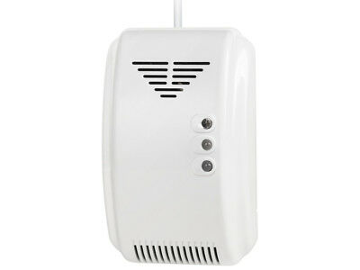 Cabletech Carbon Monoxide And Gas Detector 2in1 Supply: 100-240 VAC 75 dB