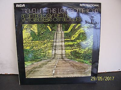 Travellin' This Lonesome Road:  A Victor/bluebird Anthology    Int 1175 Con  Ex