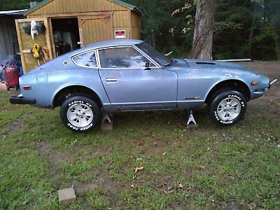 1978 Datsun Z-Series 280Z 1978 280Z 5 SPEED,RARE COUPE,  WITH 2 WEBBER CARBS