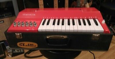 Sheltone vintage organ made in Italy