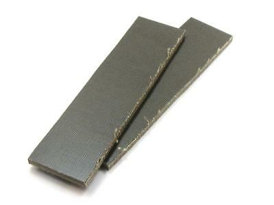 """New Product """" OD Green Canvas Micarta"""" 3/16""""x 1.5"""" x 6"""" Scales/Handles 2 Pieces"""