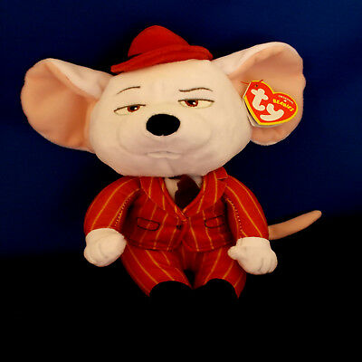 """MIKE from SING ***TY BEANIE BABY*** Style 41235  approx 8"""""""
