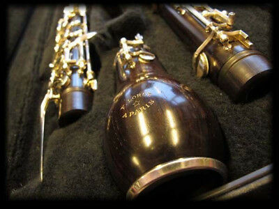 1993 F. LOREE English Horn Oboe in perfect condition
