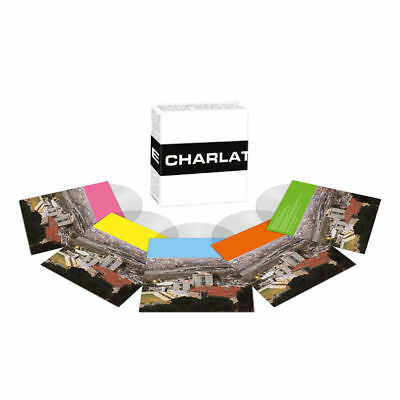 The Charlatans - Different Days (LTD colour vinyl 5 x 7  Box set