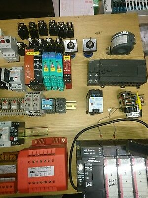 control gear, transformer, contacts,relays ect.