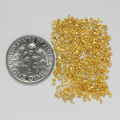 0.7953 Gram Alaskan Natural Gold Nuggets - (#20961) - Hand-Picked Quality
