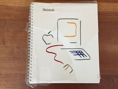 Apple Macintosh Ordinateur Manuel, French User's Guide, 1983, version français