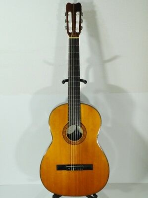 S.Yairi SY-12 E top single plate made in 1972 Classical Guitar Japan spruce gut