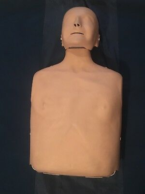 Laerdal Little Anne Adult CPR training manakin in Excellent condition