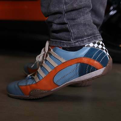 Racing Sneaker Gulf Blue