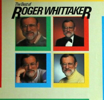 The Best Of Roger Whittaker - Four Lp Box Set /1984 Uk Readers Digest