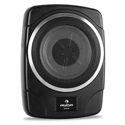 "Auna 10"" Car Subwoofer Bass Amplifier 160W Rms Active Powered Underseat Sub"