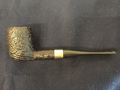 highly collectible Savinelli Gold Pfeife - pipe - pipa, nice sandblast