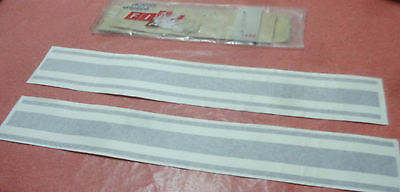 Fiat 128 Sport Coupe 1100 1300 SL Lusso rear stripes stickers adesivi