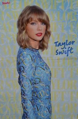 TAYLOR SWIFT - A3 Poster (ca. 42 x 28 cm) - Clippings Fan Sammlung NEU