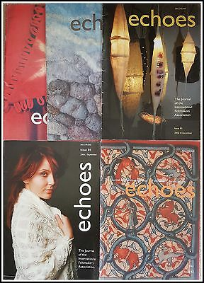 5 ECHOES: The Journal of the International Feltmakers Association 2006-2007