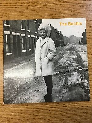 "The Smiths - Heaven Knows I'm Miserable Now 7"" UK Solid Centre RT156 Morrissey"