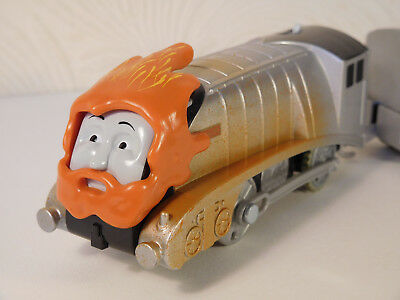 Revolution Trackmaster Thomas The Tank Engine Train - Spencer Paint