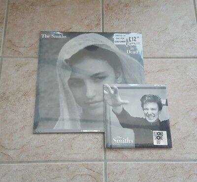 "The Smiths The Queen Is Dead 12 ""plus The Boy With The Thorn In His Side 7"""