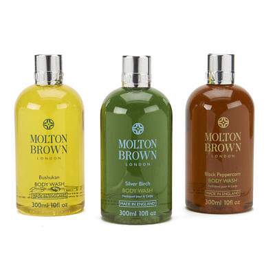 MOLTON BROWN London BODY WASH 300ml variations BRAND NEW