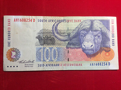 South Africa  Banknote 100 Rand (1901)