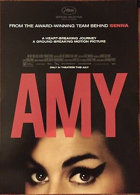 Sexy 2015 AMY WINEHOUSE music MOVIE poster