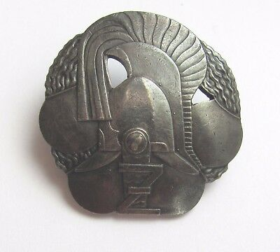Poland polish Field Military  Police,silver 800,numered