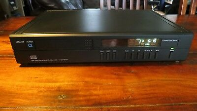 ARCAM ALPHA CD PLAYER - Lovely Original Example with Remote
