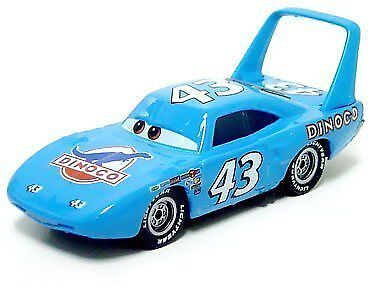 Disney Pixar Cars The King  43 new, without package