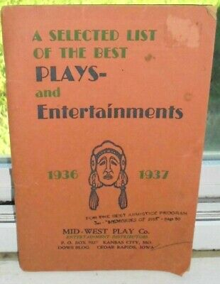 VINTAGE BOOK BEST Plays of the Modern American Theatre 2nd