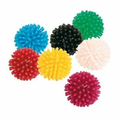 Pack of 7 Hedgehog Ball for cats. Cats are addicted to playing with these 3 cm