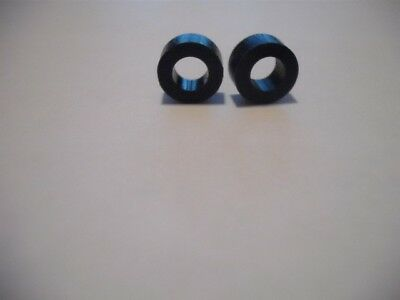 """5 pairs of  tyco 430"""" silicone super tires"""
