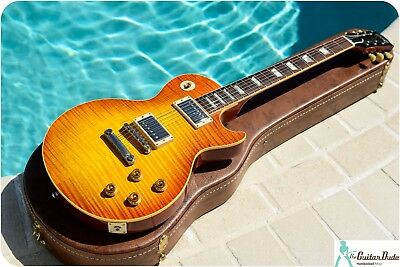 Gibson Custom Shop 1959 Les Paul Standard Reissue R9 59' 1960 60'
