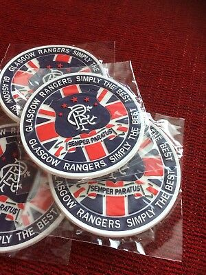 Glasgow Rangers Simply The Best Coasters !