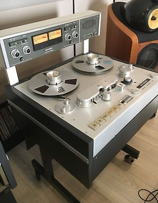 Studer A80RC mkII HALF INCH (12) HIGH SPEED (1530 ips)