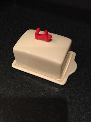 Anchor Butter Promotional Butter Dish Kitchenalia