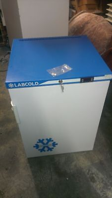 Labcold Sparkfree Under counter Freezer with Key Model RLV0416