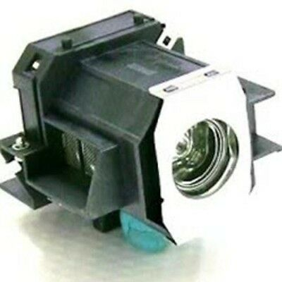 Elplp35 V13H010L35 Lamp In Housing For Epson Projector Model Emptw520