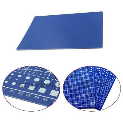 A4 Self  Cutting Mat PVC Double Sided Engraving Board 30*22cm Creative
