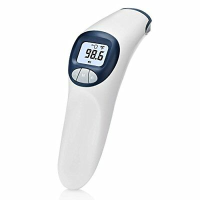 MeasuPro Non-Contact Forehead and Surface Thermometer with Customizable Fever Al