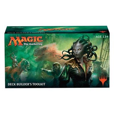 Magic The Gathering MTG-XLN-DBT-EN Ixalan Deck Builders Toolkit