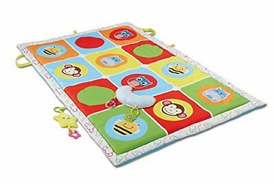 Haehne Large Baby Activity Play Mat, Kids Crawling Educational Toy Floor Childre