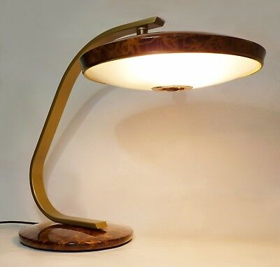 FASE MADRID Vintage Desk Light Lamp Mid Century Eames Sputnik Modern Modernist
