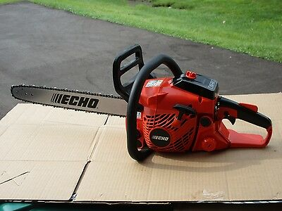 Echo CS-400 40.2 cc Professional 2 Stroke Chainsaw SN C09212288229