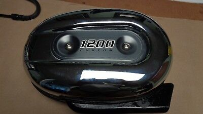 07 Harley Sportster 1200 Air Box Complete Very Nice Condition