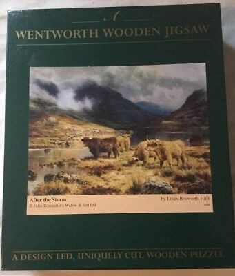 Wentworth Wooden Jigsaw Puzzle, After the Storm, 1500 pieces