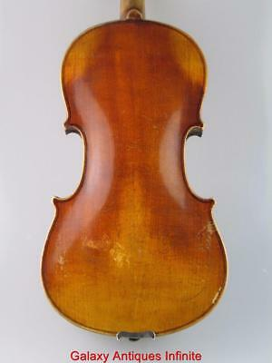 Antique Early 20th Century 4/4 Violin Circa 1900
