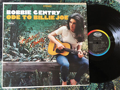 Bobbie Gentry Autograph She Signed Ode To Billie Joe Record Album